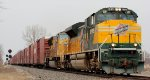 UP 1995 SD70ACe C&NW Heritage