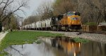 UP 4356 SD70M