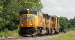 UP 4463 SD70M