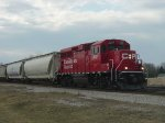 CP 2217 leads G67 east