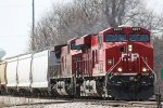 CP 8927 leads another 28x-even eastbound