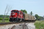 CP 2203 leads G67's second attempt to go west to Watertown today