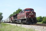 CP 9607 and another dirty Beev haul crude oil loads train 602