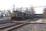 CSX 5248 Headed on Track 2