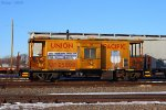 UP 25808 - Caboose