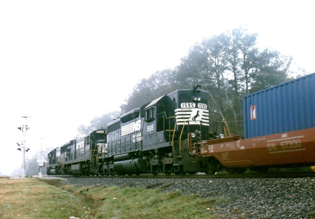 Long Trains Passing