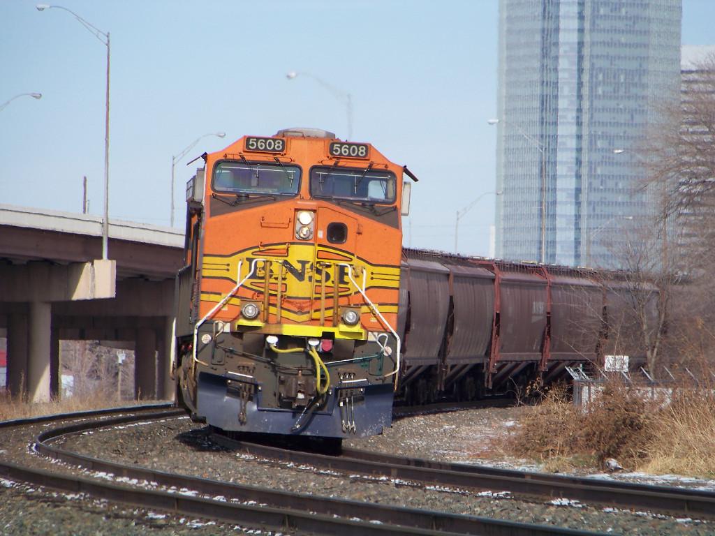 BNSF AC4400CW 5608