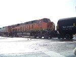 BNSF ES44C4 6912