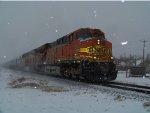BNSF ES44DC 7723