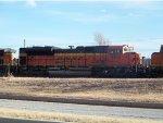 BNSF SD70ACe 9252