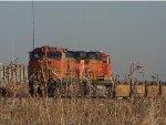 BNSF C44-9W 5250