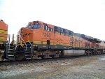 BNSF ES44DC 7260