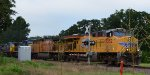 UP & CSX Locomotives