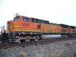 BNSF C44-9W 5085