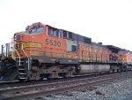 BNSF C44-9W 5530