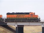 BNSF SD38P 1560