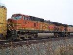 BNSF C44-9W 4577