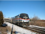 Amtrak 822