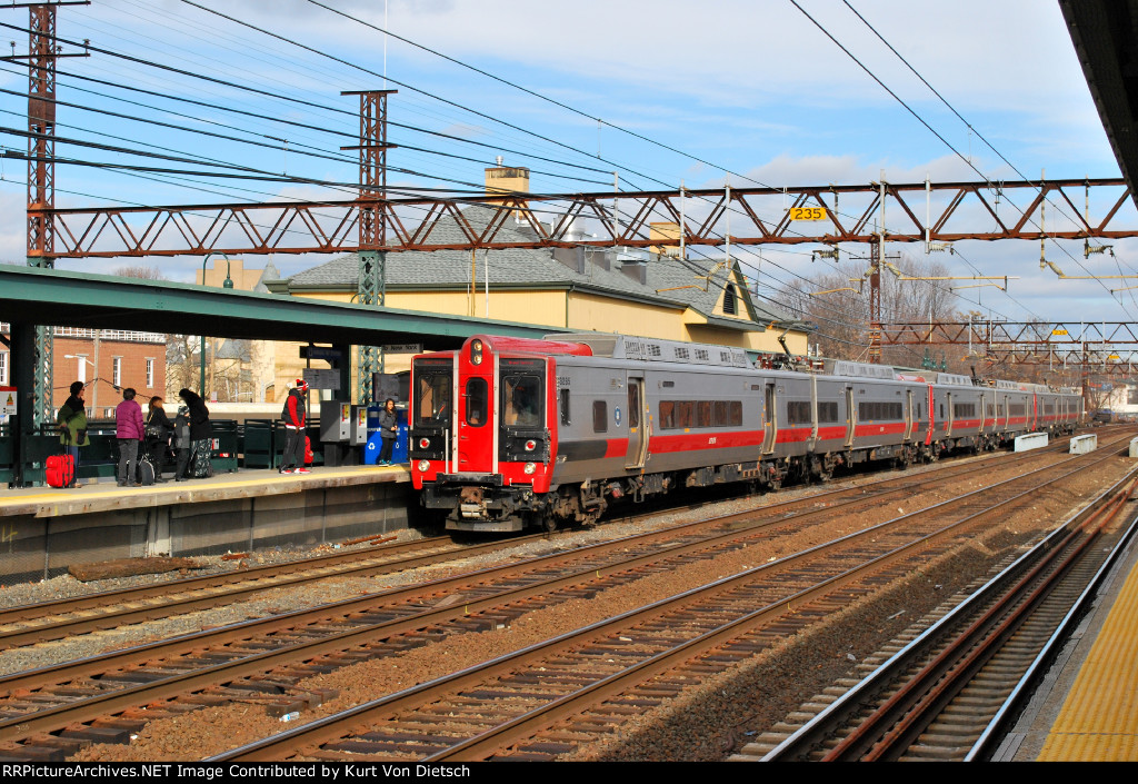 Station is Port Chester