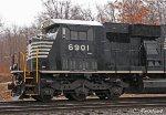 SD60E 6901