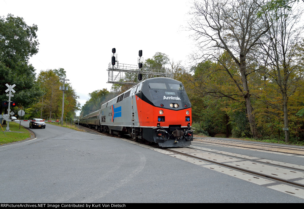 Amtrak Autumn Express 2017