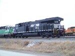 NS ES44AC 8136