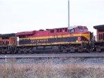 KCS ES44AC 4695