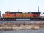 BNSF C44-9W 5262
