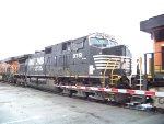 NS C40-9W 9761