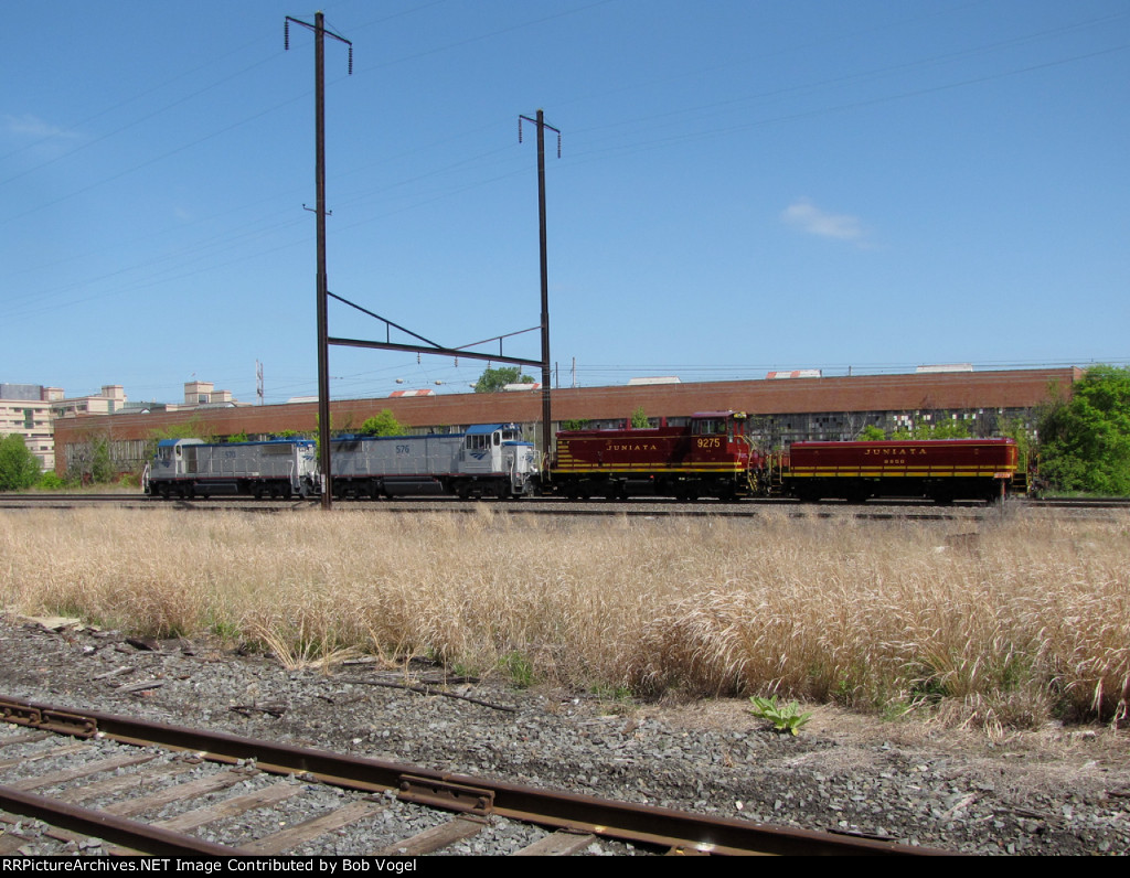 AMTK 570 and 576; JTCX 9275 and 8850