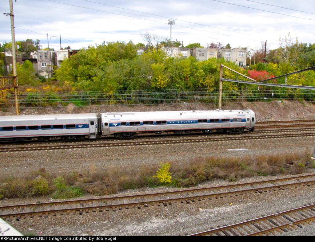 "AMTK 9800 ""Metroliner"""