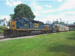 CSX 4031 and 8746