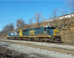 CSX 7497 and 7624