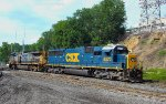 CSX 8570 and 63