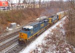CSX 952 and 87