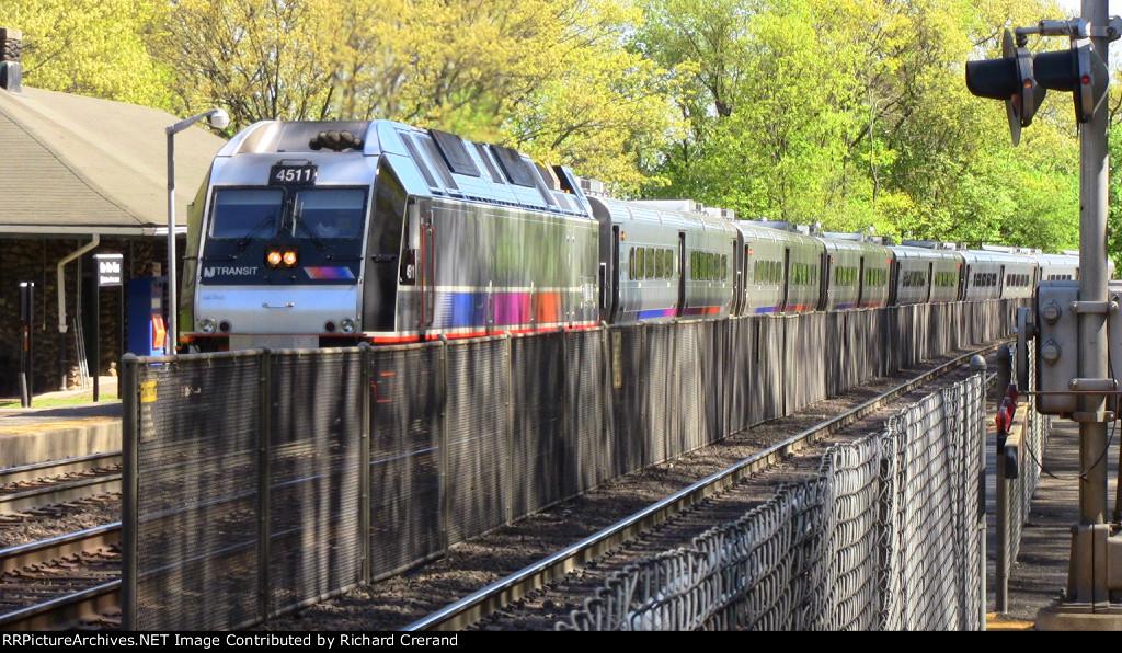Train 1161
