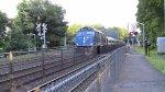 Train 59 Passing Through
