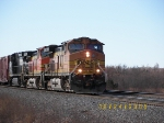 BNSF C44-9W 5391
