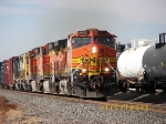 BNSF C44-9W 4435
