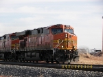BNSF ES44DC 7652