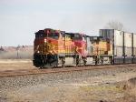 BNSF C44-9W 5405