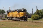 2661 & 2668 start into the Port Huron Wye with the HESR 740 Job