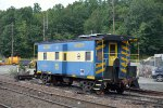 Middletown & New Jersey Caboose