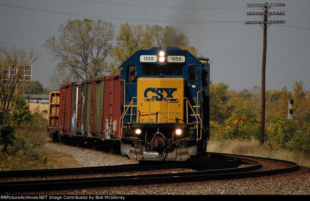 CSX 1555