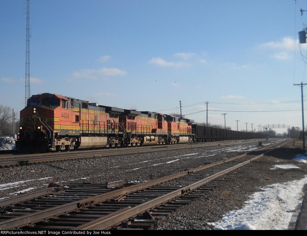 BNSF 4424 North
