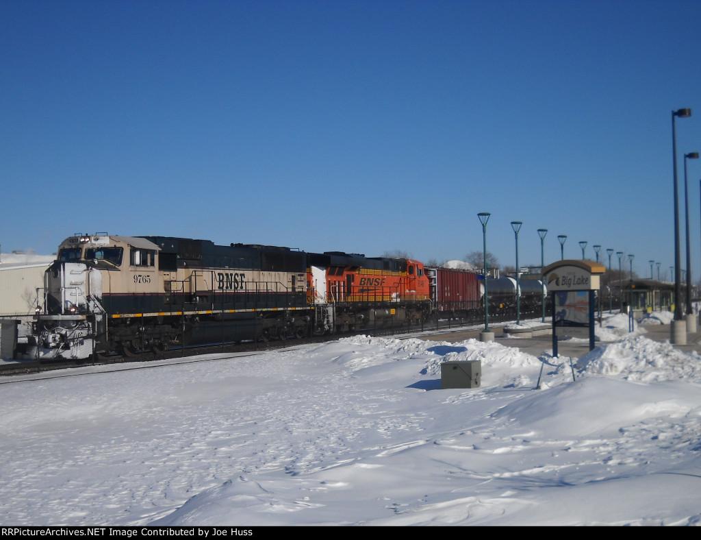 BNSF 9765 West