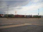 BNSF 8101 East