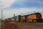 BNSF 4057 East
