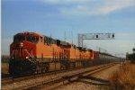 BNSF 7069 West