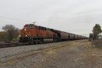 BNSF 7869 West